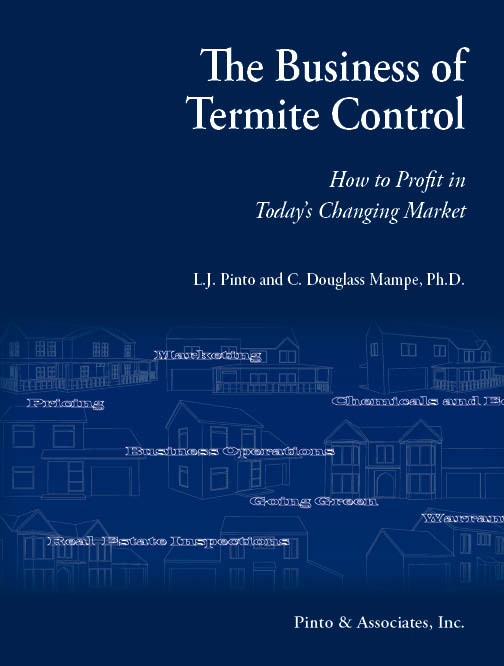 Cover of Business of Termite Control