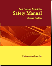 Nice Pest Control Technician Safety Manual, 2nd Edition
